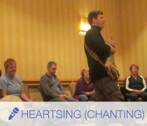 heartsing- chanting