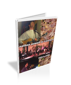 nathen aswell in concert dvd