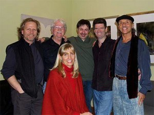 Christmas voices team