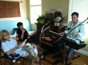 House Concert- my home- Ladner, BC